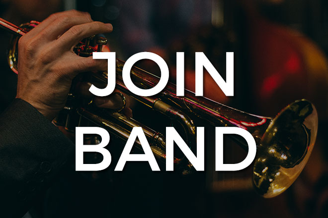 Join the Band Button